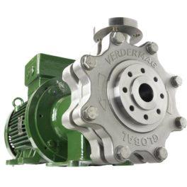 Magnetdriven centrifugalpump High pressure