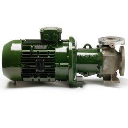 Magnetdriven centrifugalpump MKII
