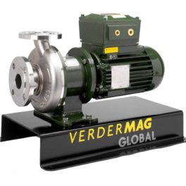Magnetdriven centrifugalpump Style 1